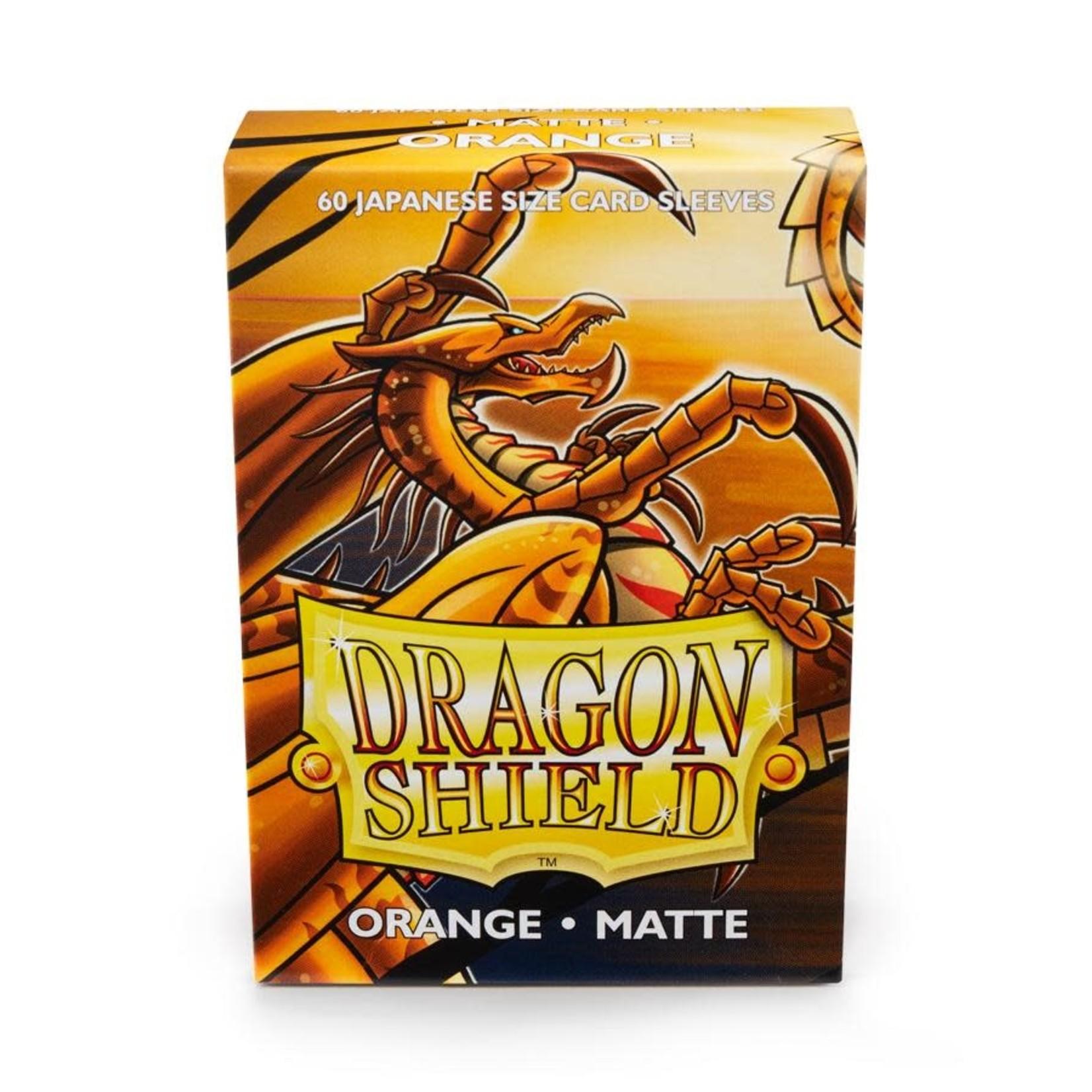 Arcane Tinmen Dragon Shield Mini/Japanese Matte Orange