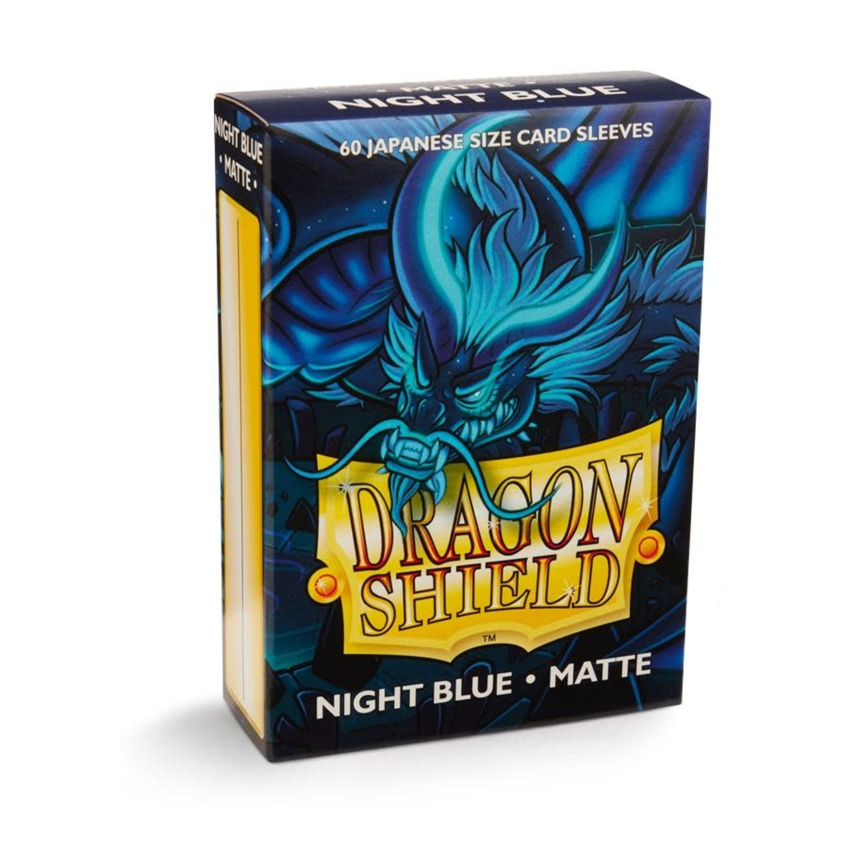 Dragon Shield Dragon Shield Mini/Japanese Matte Night Blue