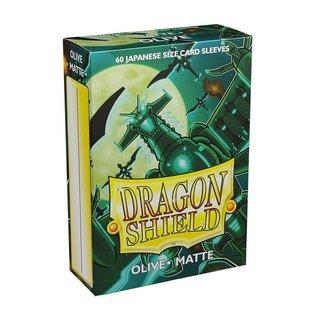 Dragon Shield Dragon Shield Mini/Japanese Matte Olive