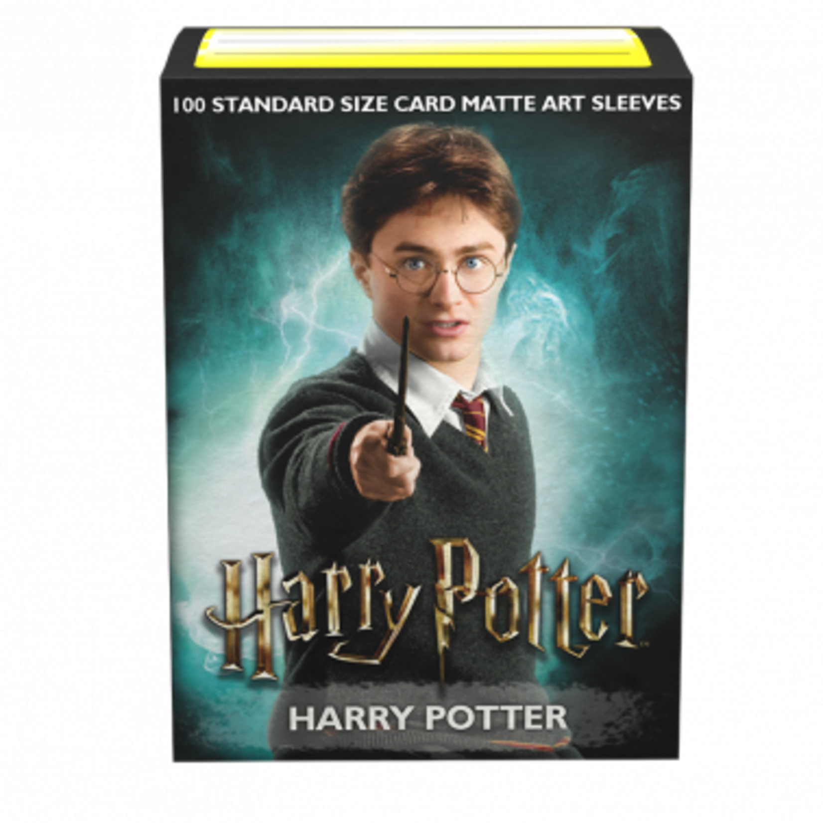 Arcane Tinmen Dragon Shield Matte Harry Potter Art