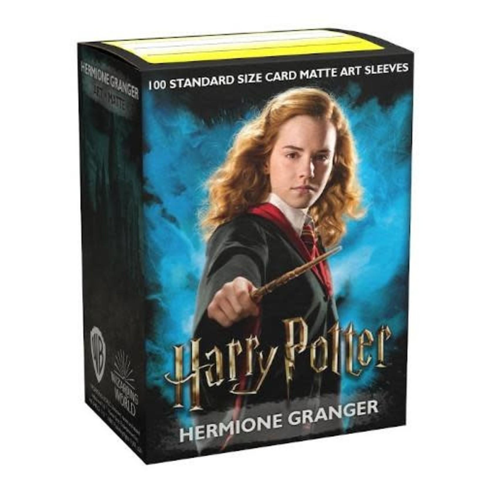 Arcane Tinmen Dragon Shield Matte Hermione Granger Art