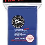 Ultra Pro Deck Protectors: Pro-Matte Sleeves (100 ct)