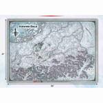 "Icewind Dale Map 31"" x 21"""