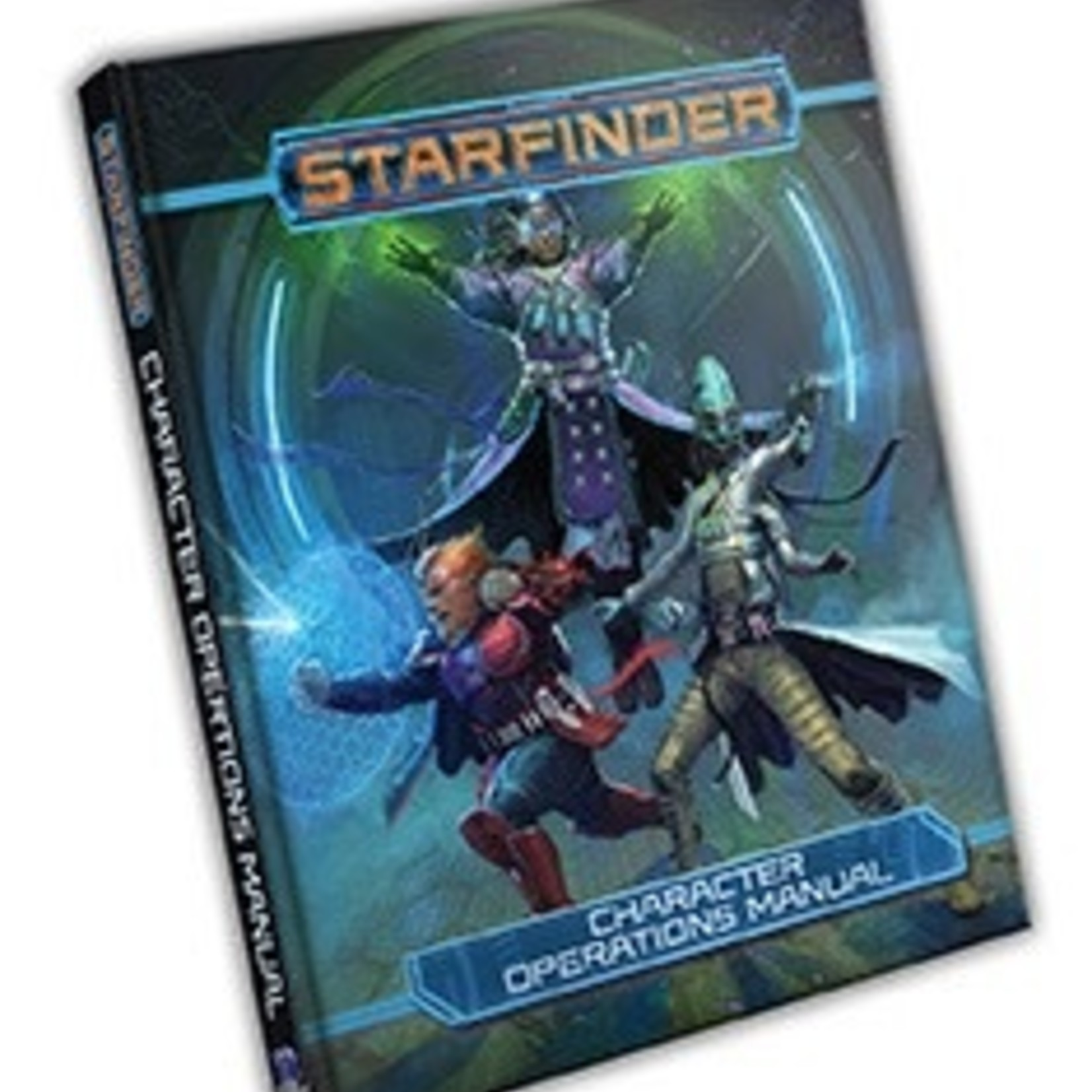 Starfinder Character Operations Manual