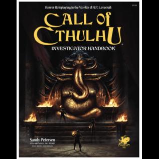 Call of Cthulhu Investigator Handbook