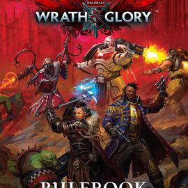Cubicle 7 Wrath & Glory RPG Book