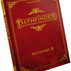 Pathfinder 2nd Edition: Bestiary 2. Special Edition