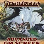 Paizo Pathfinder 2nd Edition: Advanced GM Screen