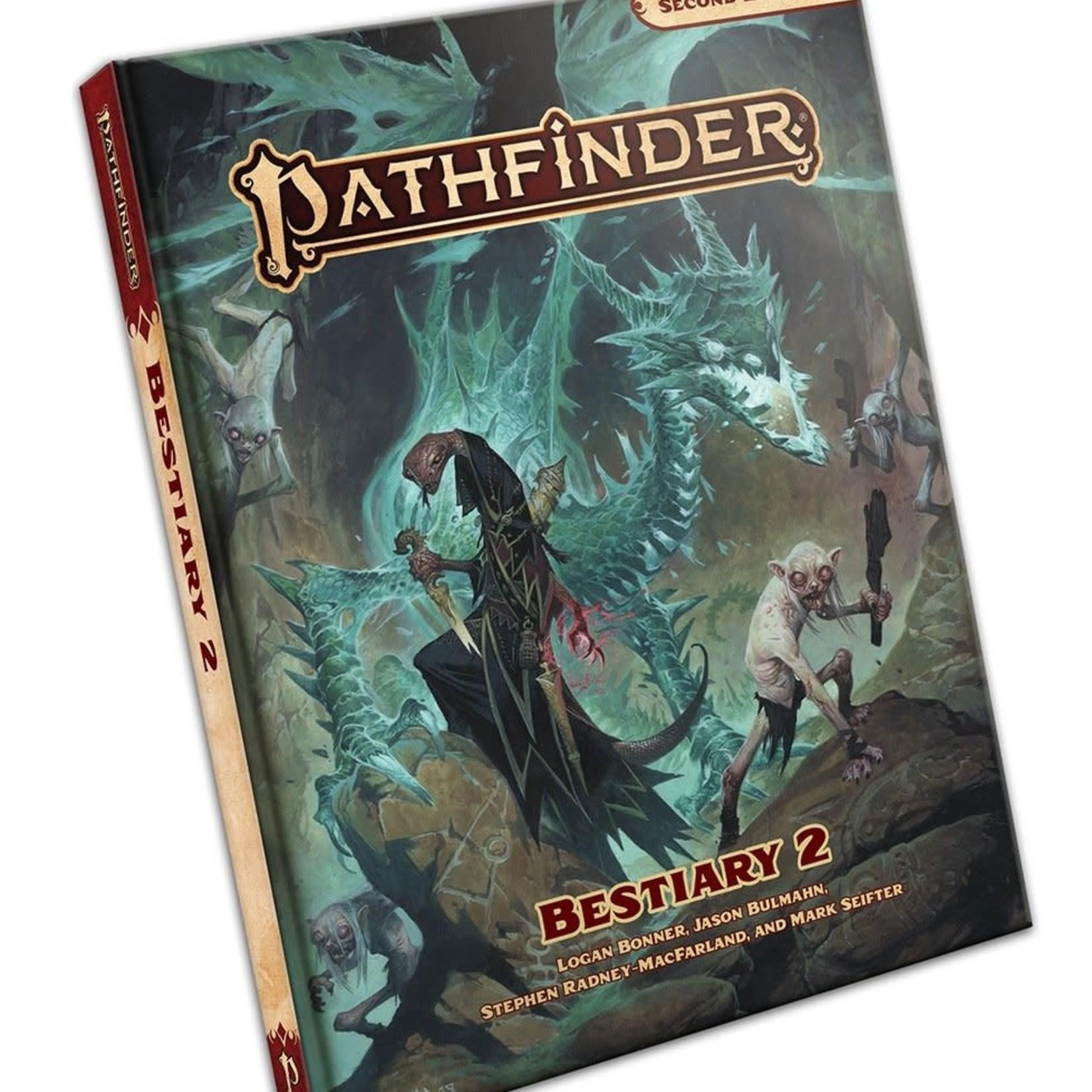 Pathfinder 2nd Edition: Bestiary 2