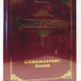 Pathfinder 2nd Edition: Gamemastery Guide. Special Edition