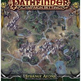 D&D Pathfinder: Strange Aeons Poster Map