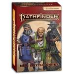 Paizo Pathfinder 2nd Edition: NPC Battle Cards