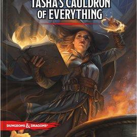 Wizards of the Coast D&D Tasha's Cauldron of Eveything