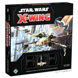 Fantasy Flight Games Star Wars X-Wing: Core Set 2nd Edition