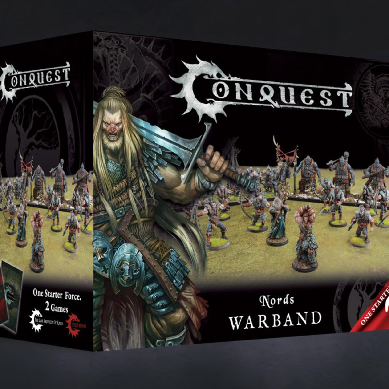 Para Bellum Nords Warband Set