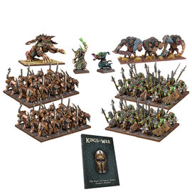 Mantic Games Kings of War War In The Holds Starter Set