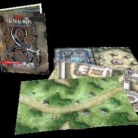 D&D D&D 5th Edition: Tactical Maps Reincarnated