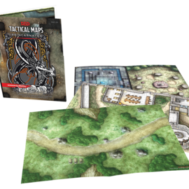 WizKids D&D 5th Edition: Tactical Maps Reincarnated