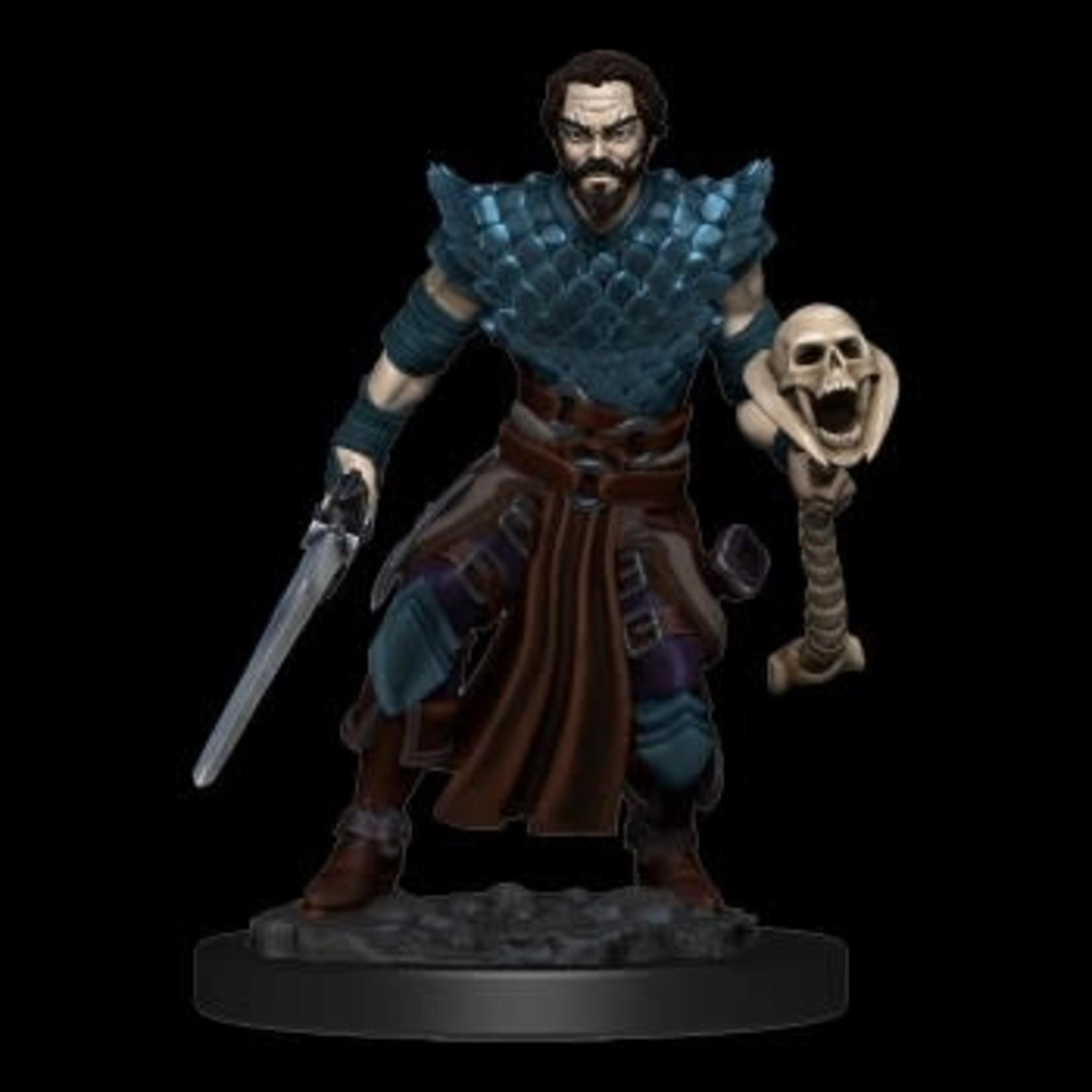 WizKids Premium Set 4- Human Warlock Male