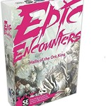 Steamforged Games Epic Encounters: Halls of the Orc King