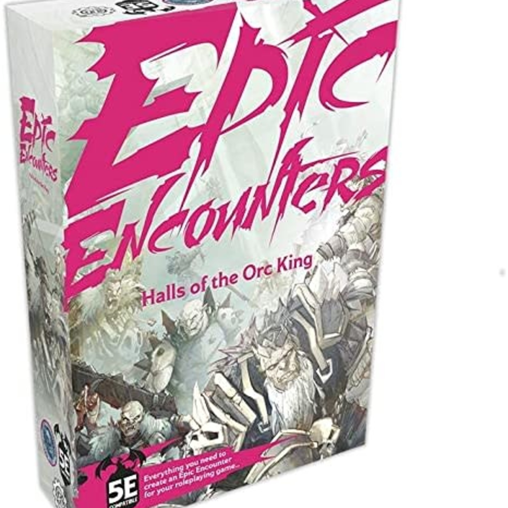SFG Epic Encounters: Halls of the Orc King