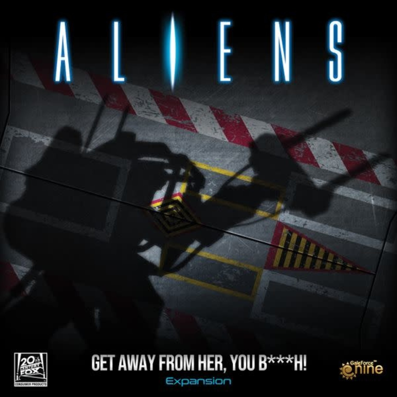 Gale Force 9 Aliens: Get Away From Her, You B***H!
