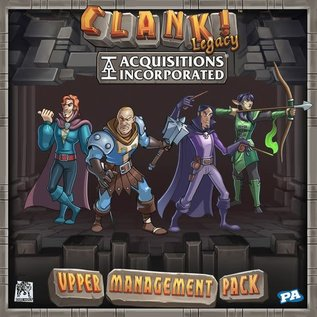 Clank! Acquisitions Incorporatred: Upper Management Pack
