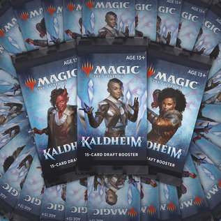 Wizards of the Coast PREORDER - Kaldheim Draft Booster Box Display (February 5th 2021)
