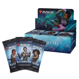 Wizards of the Coast Kaldheim Draft Booster Box Display