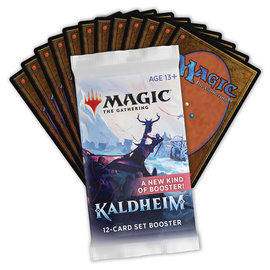 Wizards of the Coast Kaldheim Set Booster Pack