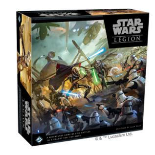 Fantasy Flight Games Star Wars: Legion Core Set Clone Wars