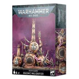Games Workshop Miasmic Malignifier