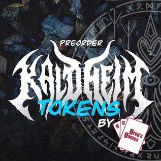 Greg's Games Greg's Games Token Series: Kaldheim