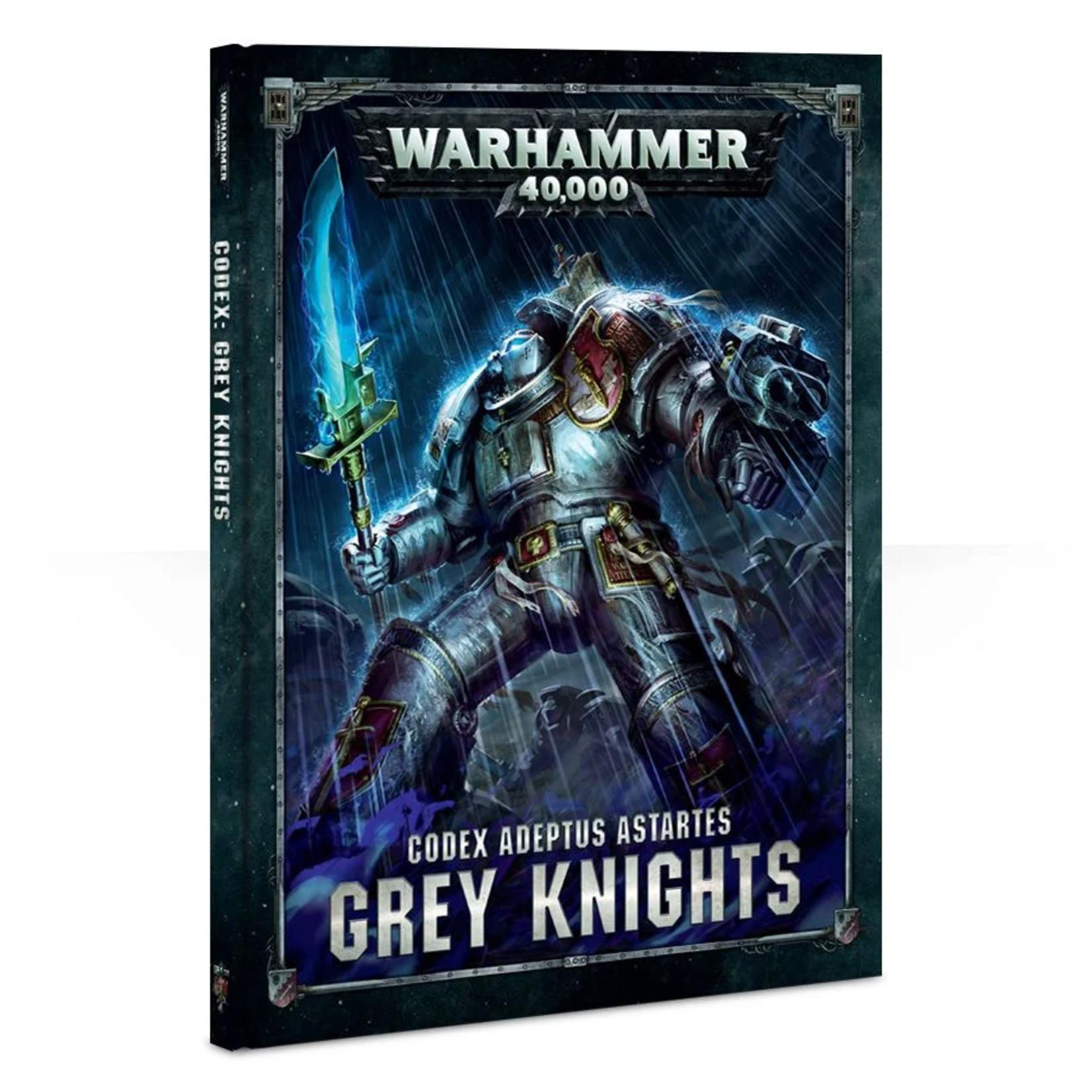 Games Workshop Codex: Grey Knights