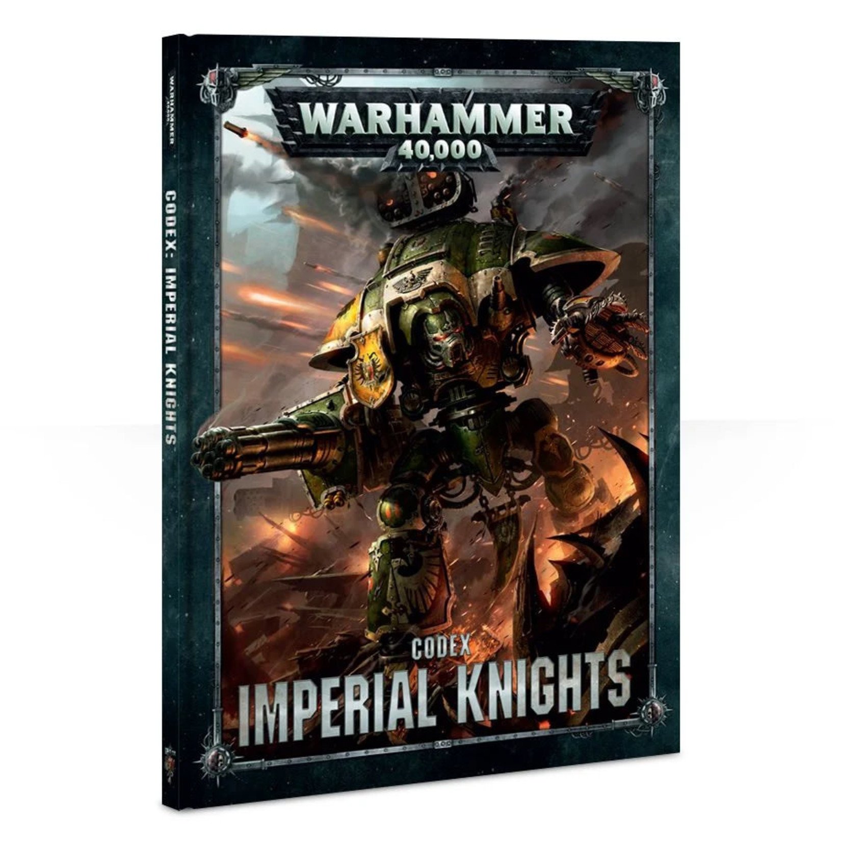 Games Workshop Codex: Imperial Knights
