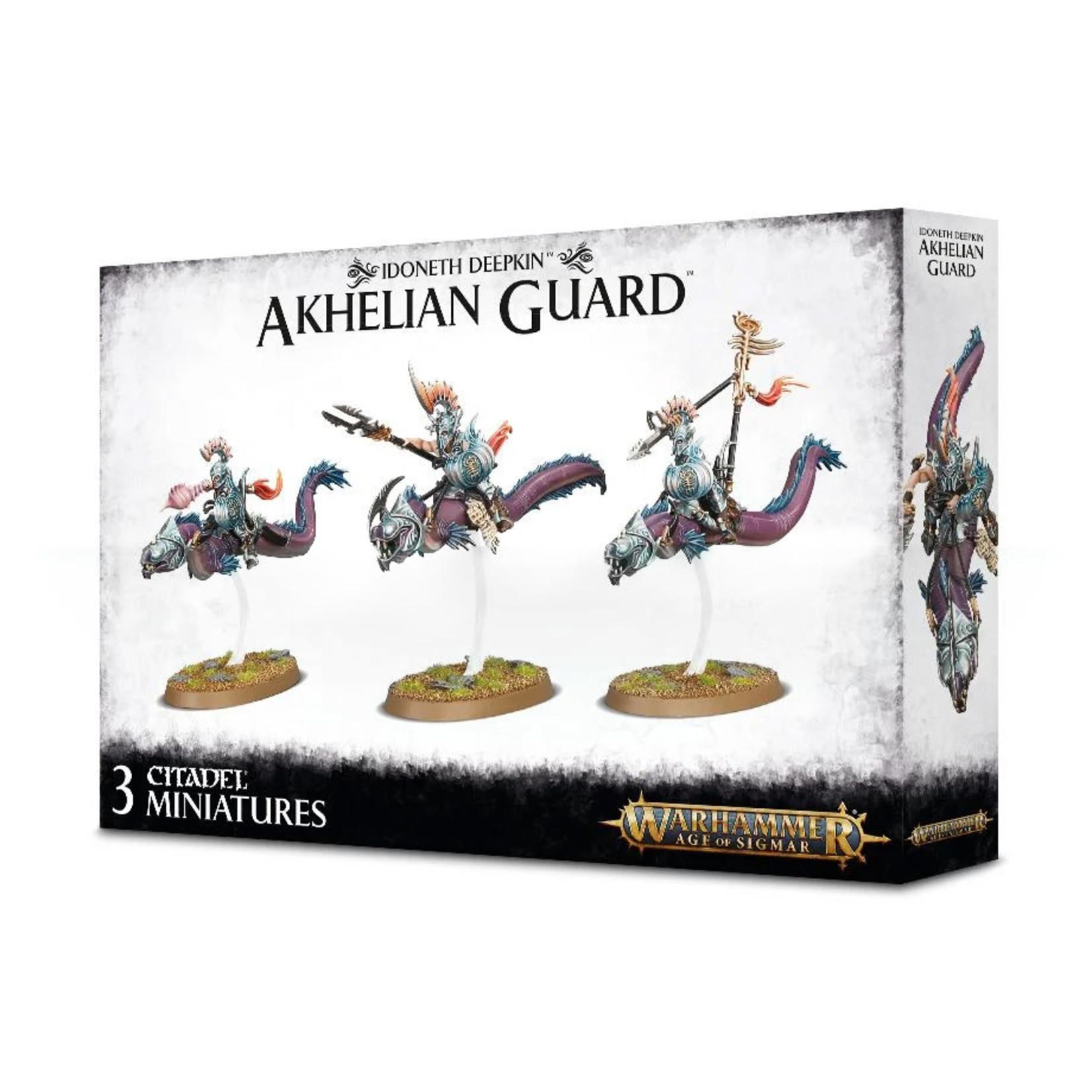 Games Workshop Akhelian Guard