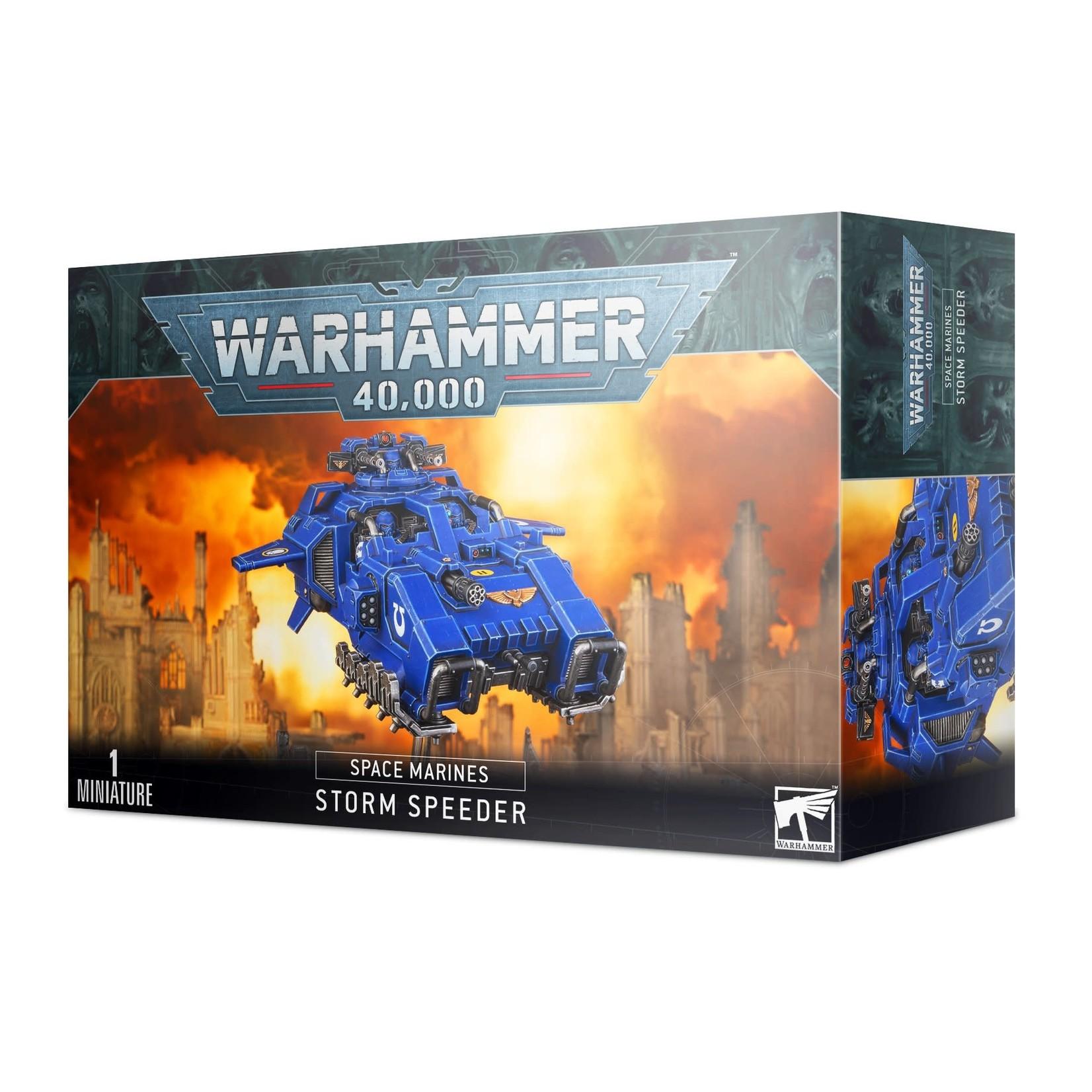 Games Workshop Storm Speeder