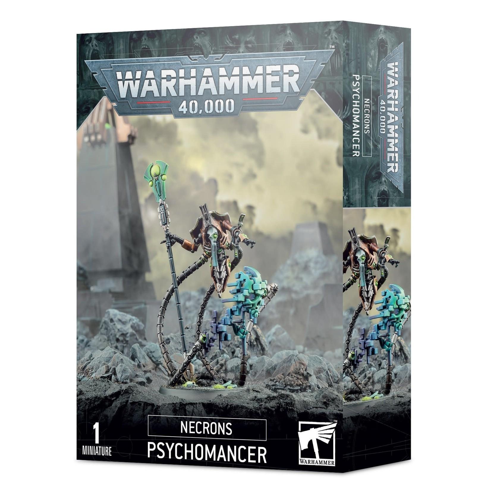 Games Workshop Psychomancer