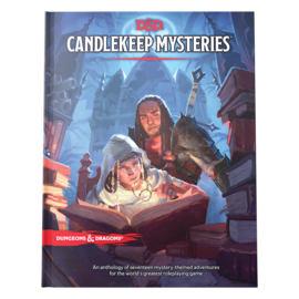 Wizards of the Coast PREORDER - D&D Candlekeep Mysteries (March 16th)