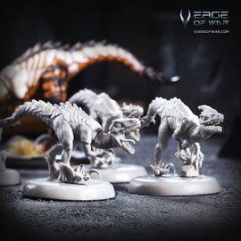 Verge of War Raptor Special Box