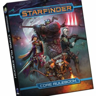 Paizo Starfinder: Core Rulebook Pocket Edition