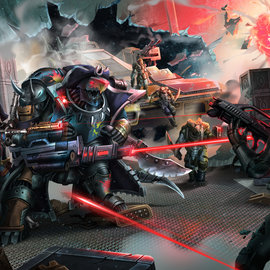 Verge of War Space Pirates vs Asgar Conflict Box