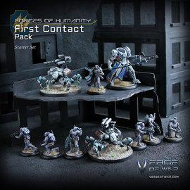 Verge of War Forces of Humanity First Contact Pack