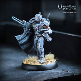 Verge of War Human Lieutenant