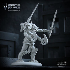 Verge of War Hecatoncheir Free-Pose