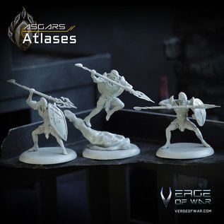 Verge of War Atlases