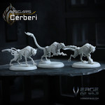 Verge of War Cerberi