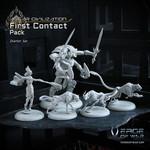 Verge of War Asgar First Contact Pack