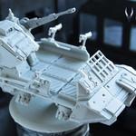 "Verge of War Assault Transport ""Boat"""