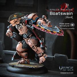 Verge of War Shork Boatswain Free-Pose